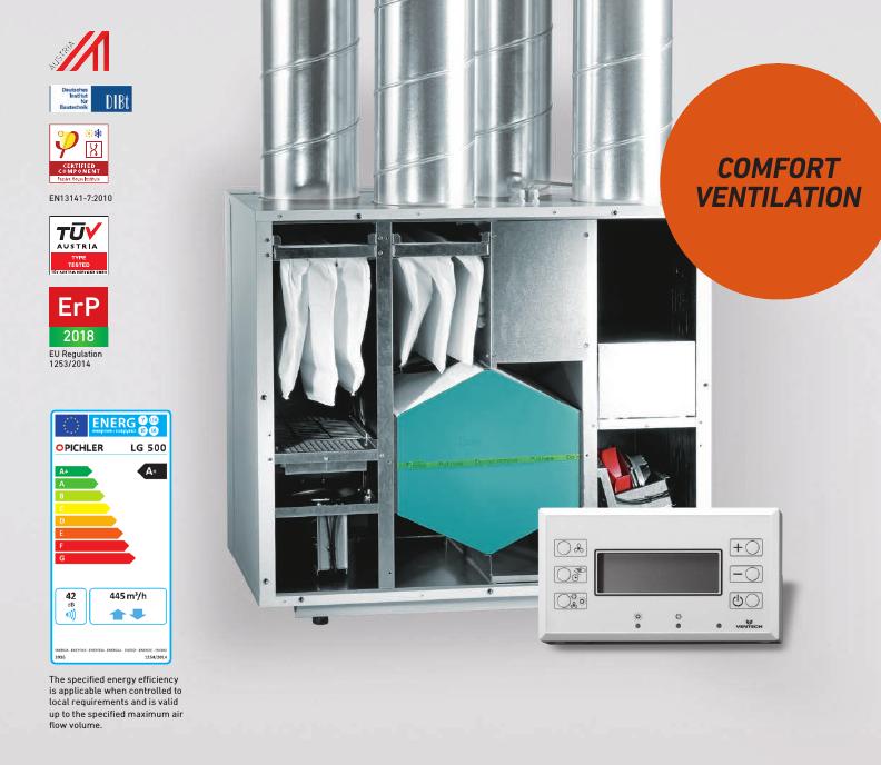 Centralized ventilation unit image
