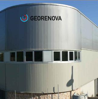 Foto de la nave de Georenova